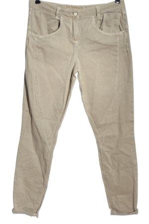 Marc Aurel Jersey Pants natural white casual look