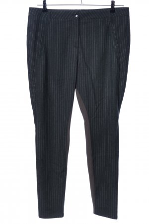 Marc Aurel Stoffhose Streifenmuster Business-Look