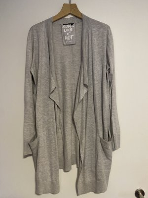 Marc Aurel Cardigan grey-light grey