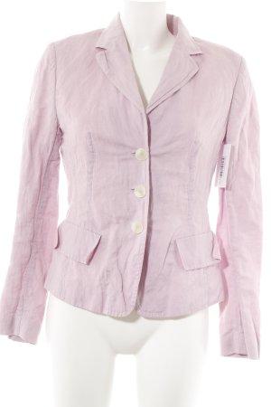 Marc Aurel Sweatblazer roze casual uitstraling