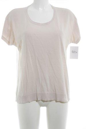 Marc Aurel T-Shirt apricot Casual-Look