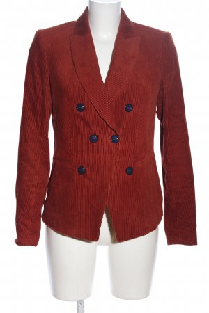 Marc Aurel Tweedblazer braun Business-Look