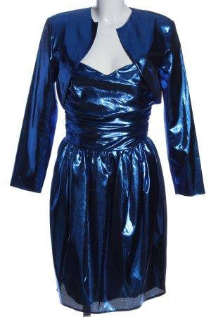 Marc Aurel Twin Set tejido azul elegante
