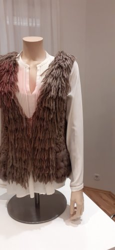 Marc Aurel Knitted Top taupe
