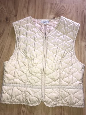 Marc Aurel Quilted Gilet oatmeal