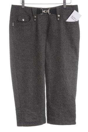 Marc Aurel Woolen Trousers dark grey casual look