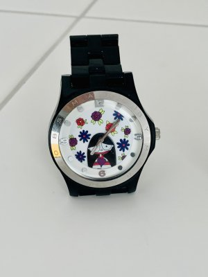 Marc by Marc Jacobs Analoog horloge zwart