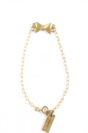 Marc by Marc Jacobs Armband goldfarben Casual-Look