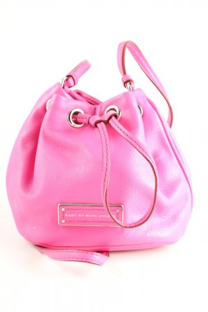 Marc by Marc Jacobs Beuteltasche pink Casual-Look