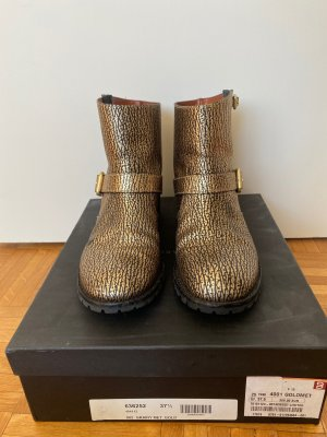 !!! Marc by Marc Jacobs Biker Boots in gold !!!