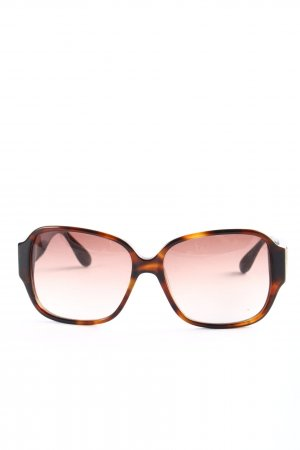 Marc by Marc Jacobs Gafas negro-naranja claro degradado de color look casual