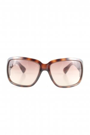Marc by Marc Jacobs Butterfly Brille Animalmuster Business-Look
