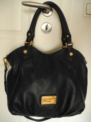 Marc by Marc Jacobs - Classic Q Fran Hobo Bag, schwarz - Top-Zustand