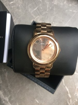 Marc by Marc Jacobs Watch With Metal Strap multicolored