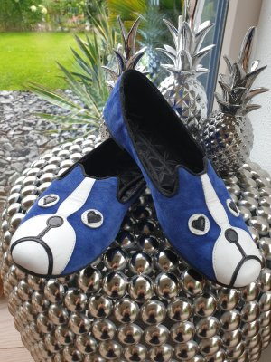 Marc by Marc Jacobs dog suede