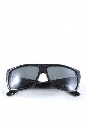 Marc by Marc Jacobs eckige Sonnenbrille schwarz Casual-Look