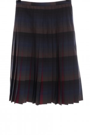 Marc by Marc Jacobs Plaid Skirt striped pattern casual look
