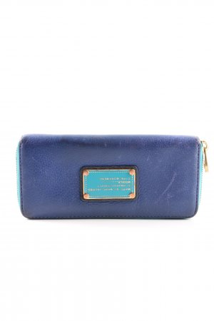 Marc by Marc Jacobs Geldbörse blau-türkis Casual-Look