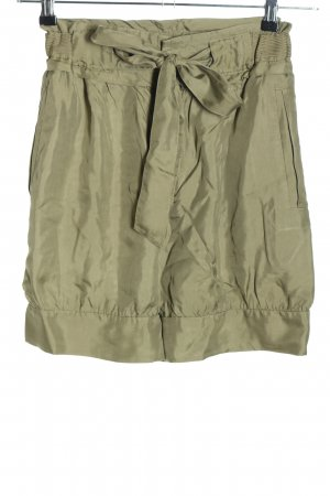Marc by Marc Jacobs High-Waist-Shorts khaki casual look