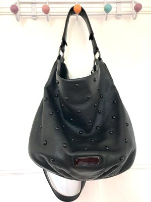 Marc by Marc Jacobs Bolsa Hobo negro Cuero