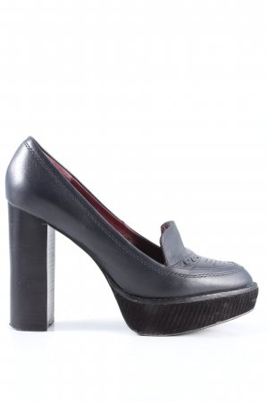 Marc by Marc Jacobs Hochfront-Pumps schwarz Casual-Look