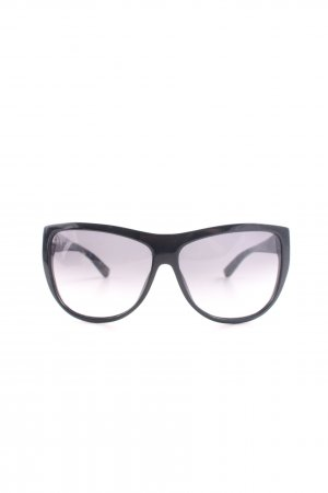 Marc by Marc Jacobs Square Glasses black casual look