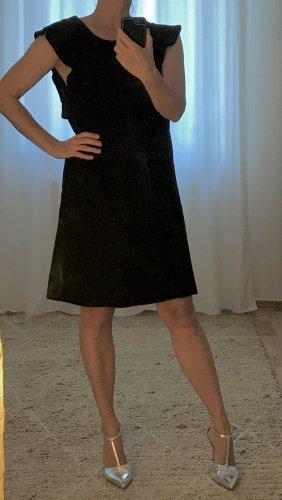 Marc by Marc Jacobs Sukienka z falbanami czarny Wiskoza