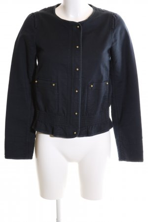 Marc by Marc Jacobs Kurzjacke blau Casual-Look