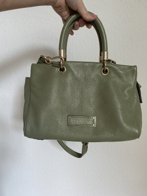 Marc by Marc Jacobs Ledertasche / TOO HOT TO HANDLE LEDER BAGUETTE TASCHE