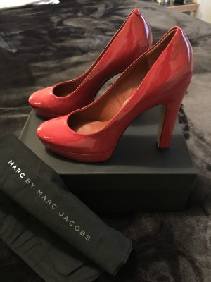 Marc by Marc Jacobs Raspberry Red Pumps