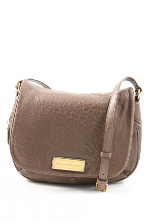 Marc by Marc Jacobs Schultertasche braun-goldfarben Casual-Look