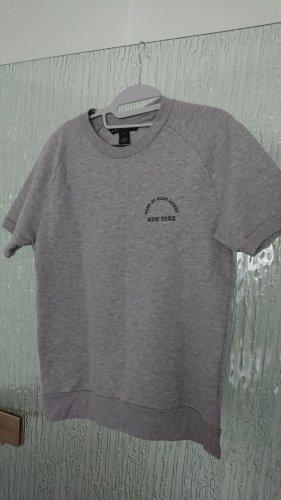 Marc by Marc Jacobs Shirt Gr. S Sweatshirt grau super weich