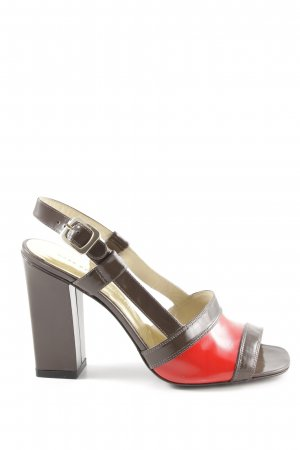 Marc by Marc Jacobs Slingback-Pumps mehrfarbig Business-Look