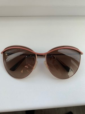 Marc by Marc Jacobs Gafas de sol redondas rosa-color bronce