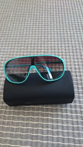 Marc by Marc Jacobs Retro Glasses turquoise acetate