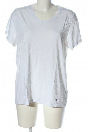 Marc by Marc Jacobs T-Shirt weiß Casual-Look