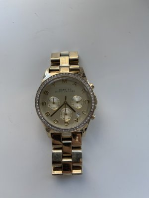 Marc by Marc Jacobs Analog Watch gold-colored