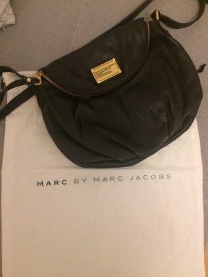 Marc Jacobs Sac bandoulière noir cuir
