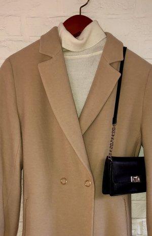 MARCCAIN Oversized jas veelkleurig Wol