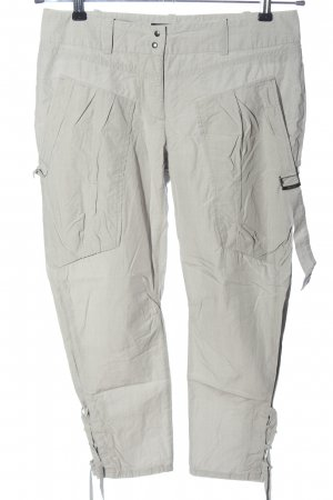 Marc Cain 3/4 Length Trousers light grey casual look