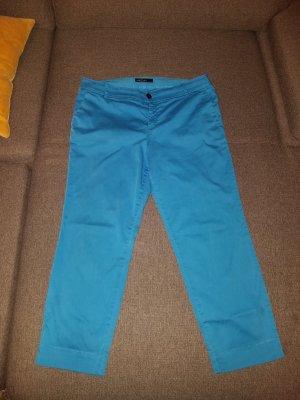 Marc Cain Pantalon 3/4 bleu