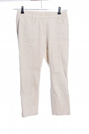 Marc Cain 3/4-Hose creme Casual-Look