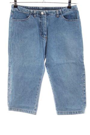 Marc Cain 3/4 Jeans blau Casual-Look