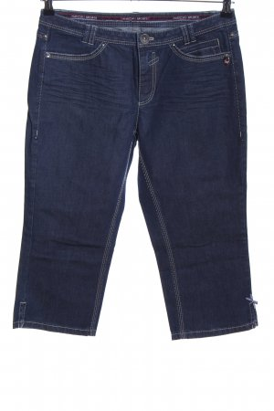 Marc Cain 3/4 Jeans blau Casual-Look