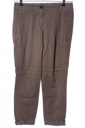 Marc Cain 7/8-Hose braun Casual-Look