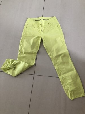 Marc Cain 7/8 Length Trousers neon yellow