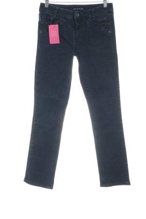 Marc Cain 7/8 Jeans dunkelblau klassischer Stil