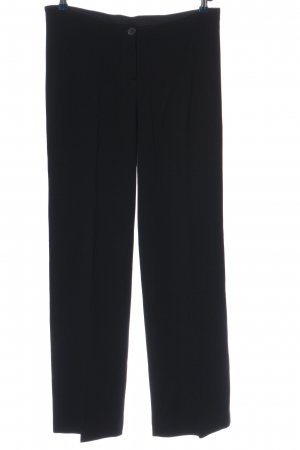 Marc Cain Baggy Pants schwarz Business-Look