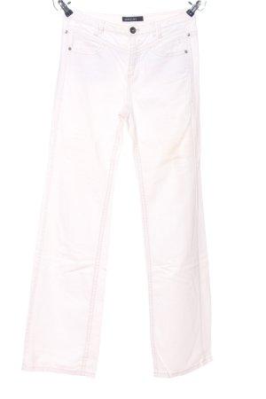 Marc Cain Baggy Pants white mixture fibre