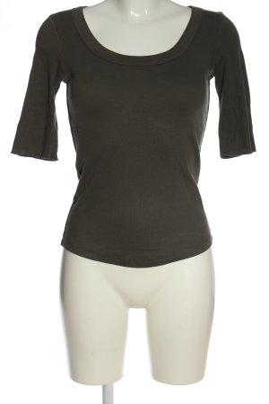 Marc Cain Basic-Shirt schwarz Casual-Look